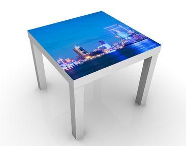 Immagine del prodotto Tavolino design Hamburger Hafen 55x55x45cm