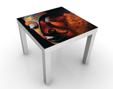 Immagine del prodotto Tavolino design Bombay Buddha 55x55x45cm