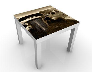 Produktfoto Beistelltisch - Geisterstadt - Tisch Braun