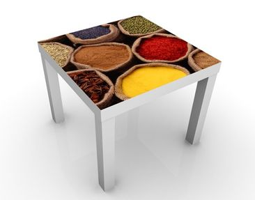 Produktfoto Design Tisch - Colourful Spices - Tische Bunt