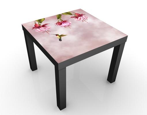 Produktfoto Beistelltisch - Kolibri - Tisch Rosa