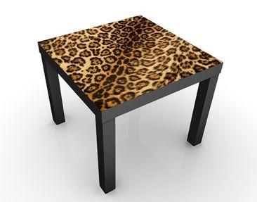 Product picture Design Table Jaguar Skin 55x55x45cm