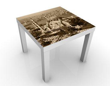 Produktfoto Beistelltisch - Old Mosque - Tisch Beige Creme