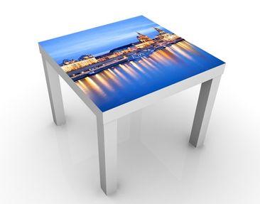 Immagine del prodotto Tavolino design Canaletto's View At Night 55x55x45cm