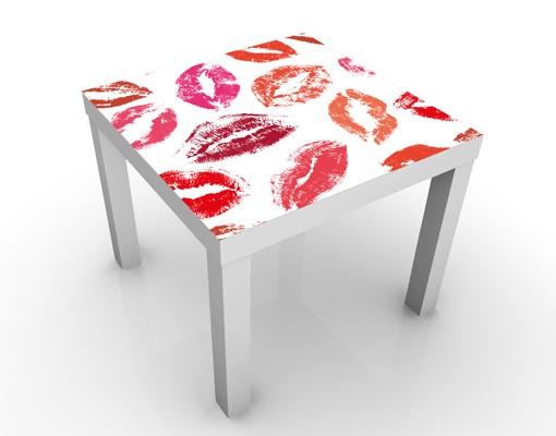 Produktfoto Beistelltisch - Kisses - Tisch Rosa