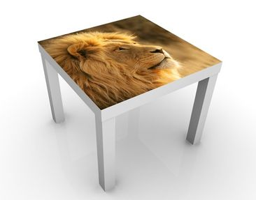 Product picture Design Table King Of Lions 55x55x45cm