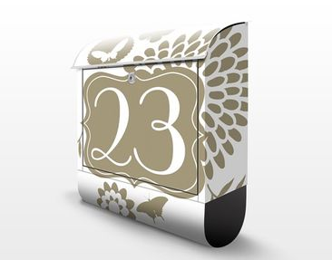 Product picture Design Letter Box no.JS305 Your Own...