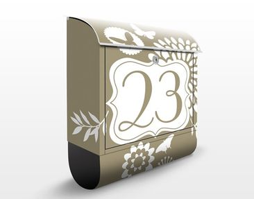 Product picture Design Letter Box no.JS306 Your Own...