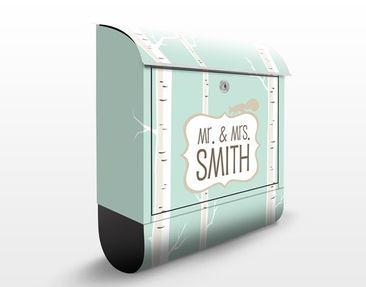 Product picture Design Letter Box no.JS175 Your Own...