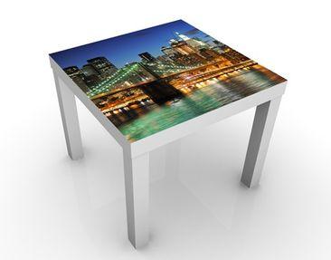 Produktfoto Design Tisch Manhattan Panorama 55x55x45cm