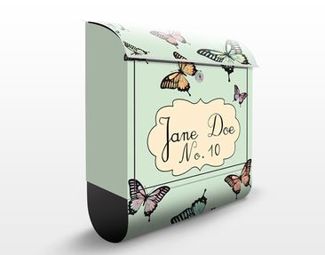 Product picture Design Letter Box no.JS176 Your Own...