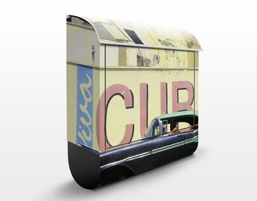 Product picture Design Letter Box Show me Cuba...