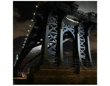 Product picture Design Table Manhattan Bridge At Night...