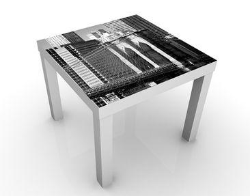 Immagine del prodotto Tavolino design New York's Emblem II 55x55x45cm