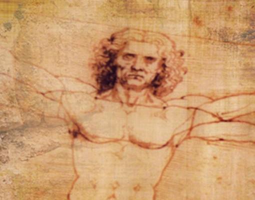 Produktfoto Beistelltisch - Mysteries of Italy -...
