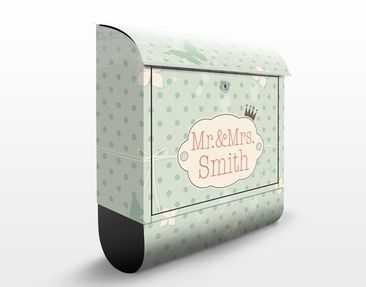 Product picture Design Letter Box no.JS180 Your Own...