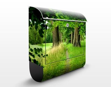 Product picture Design Letter Box Hidden Glade...