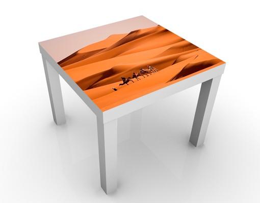 Produktfoto Beistelltisch - Namib Desert - Tisch Orange