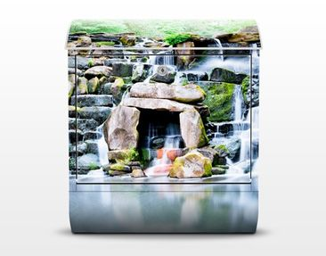 Product picture Design Letter Box Waterfall 39x46x13cm