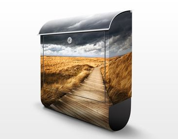Product picture Design Letter Box Pathway Through The...