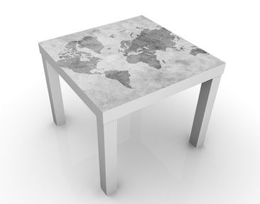 Product picture Design Table Vintage Worldmap II...