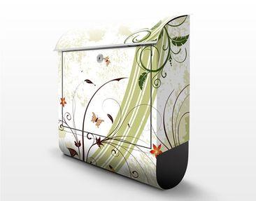 Product picture Design Letter Box Springtime 39x46x13cm