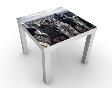 Produktfoto Design Tisch Mitten in New York 55x55x45cm