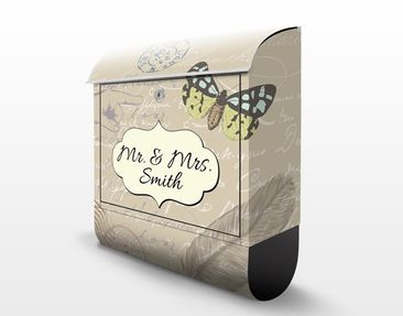 Product picture Design Letter Box no.JS181 Your Own...