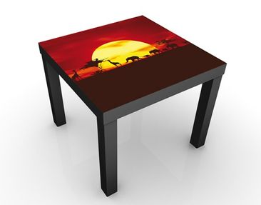 Product picture Design Table no.CG80 Sunset Caravan...