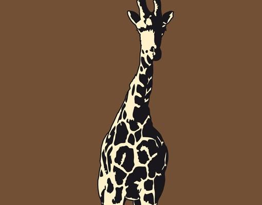 Produktfoto Kindertisch No.TA1 Giraffe - Tisch Braun