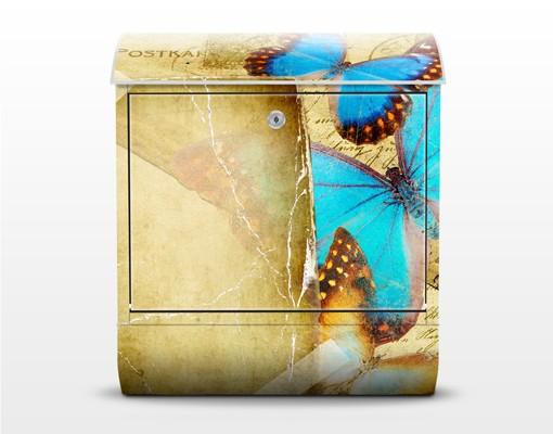 Produktfoto Briefkasten Vintage - Hidden Thoughts -...