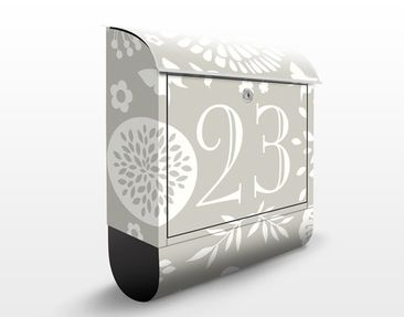 Product picture Design Letter Box no.JS304 Your Own...