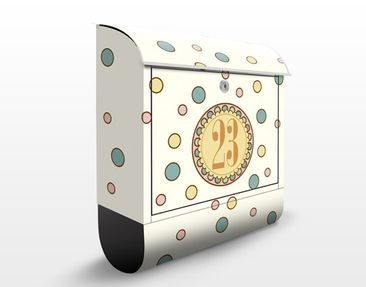 Product picture Design Letter Box no.JS310 Your Own...
