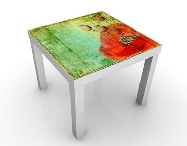 Produktfoto Design Table Poppy Stalks 55x55x45cm