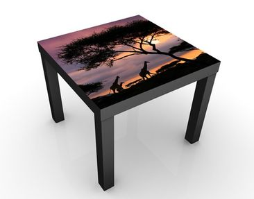 Product picture Design Table Safari in Africa 55x55x45cm
