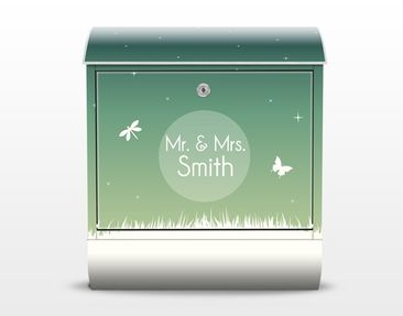 Product picture Design Letter Box no.JS312 Your Own...