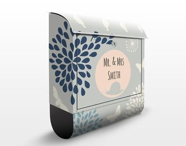 Product picture Design Letter Box no.JS311 Your Own...