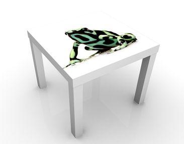 Produktfoto Beistelltisch - Zebra Frog - Tisch Weiß