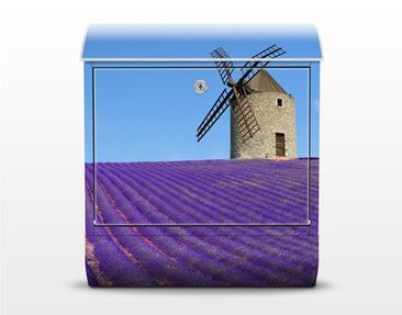 Product picture Design Letter Box Scent Of Lavender In...