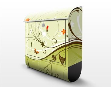 Product picture Design Letter Box Summertime 39x46x13cm
