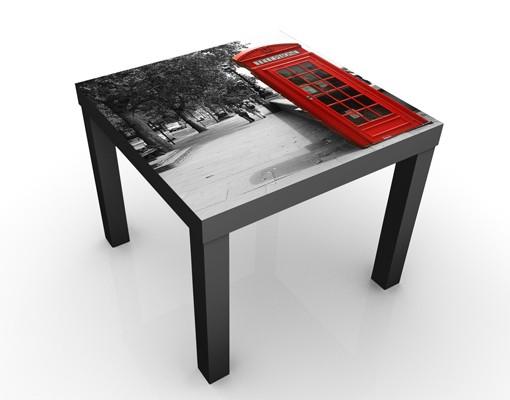 Produktfoto Beistelltisch - Telephone - Tisch Grau