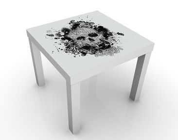 Product picture Design Table Skull Grunge 55x55x45cm