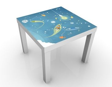 Produktfoto Design Table no.MW16 Colorful Space Ado...