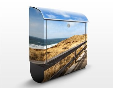 Product picture Design Letter Box North Sea Promenade...