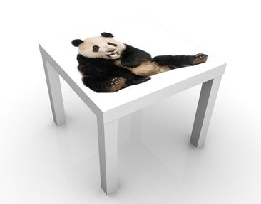 Produktfoto Design Table Laughing Panda 55x55x45cm