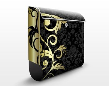 Product picture Design Letter Box The 12 Muses -...