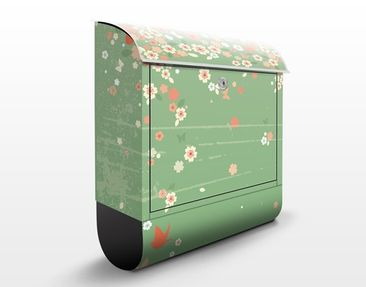 Immagine del prodotto Cassetta postale no.EK236 Spring Background 39x46x13cm