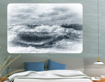 Product picture Wall Mural no.YK6 Animate North Sea