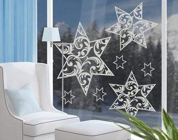Immagine del prodotto Adesivo per finestre no.YK11 Floral...