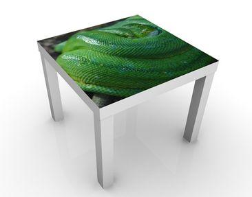 Produktfoto Beistelltisch - No.UL1027 Schlange - Tisch Grün